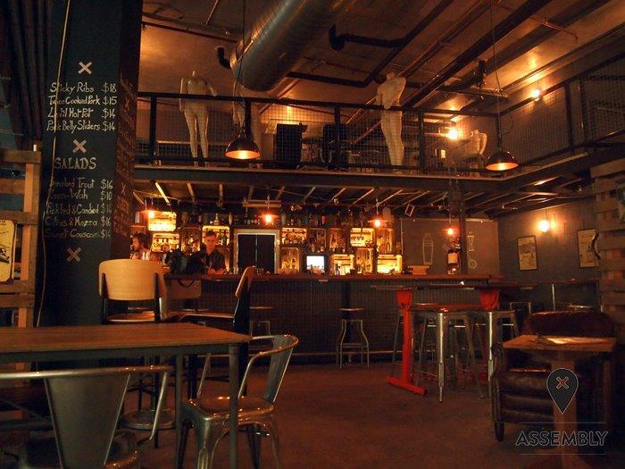 Image result for Assembly Bar & Restaurant