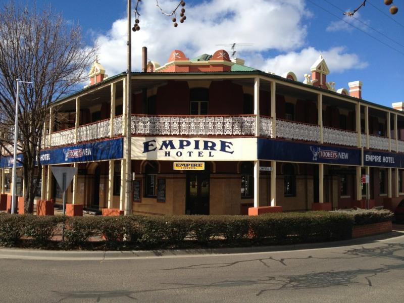 Empire Hotel, INVERELL, NSW