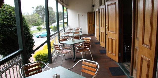 Exchange Hotel Kilcoy Qld Pub Info Publocation