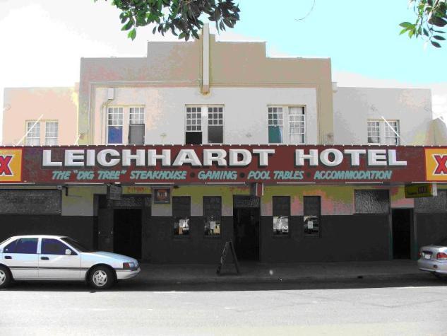 Leichhardt Hotel, EMERALD, QLD | Pub info @ Publocation
