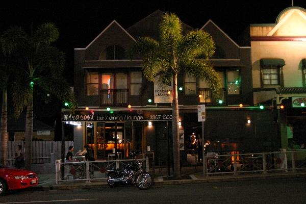Mirasoul bar dining lounge petrie terrace qld pub info for 242 petrie terrace brisbane