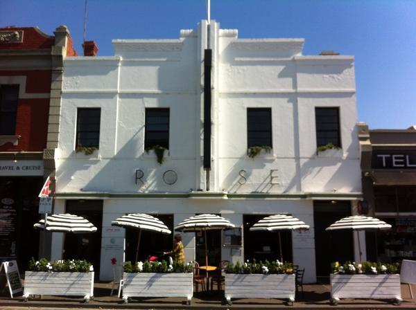 Rose Diner and Bar, PORT MELBOURNE, VIC | Pub info @ Publocation