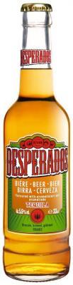 Desperados - Tequila Flavoured Beer