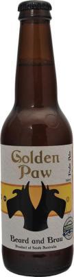 Golden Paw Ale