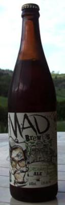 James Squire, Mad Brewer - Orchard Ale