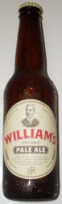 William's Organic Pale Ale