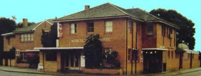 Agricultural Hotel
