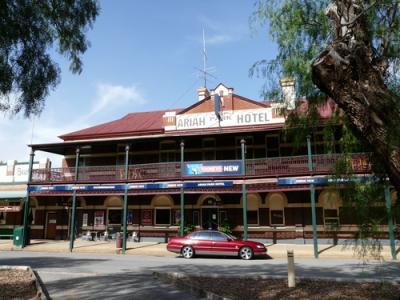Ariah Park Hotel