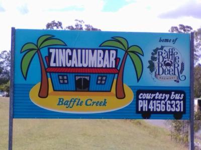 Baffle Creek Tavern and Zincalumbar - image 2