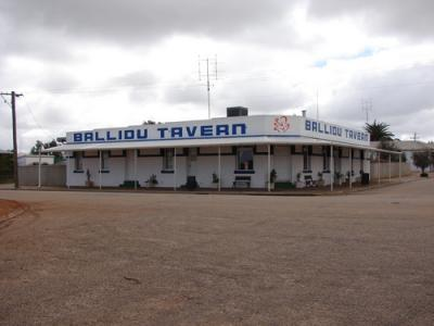 Ballidu Tavern