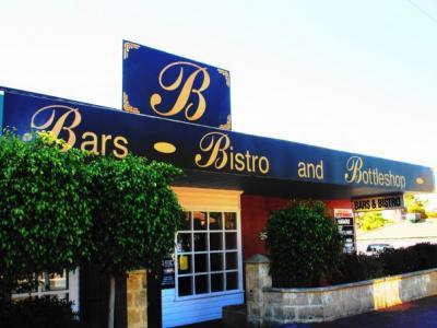 Belvidere's Bars Bistro Bottleshop