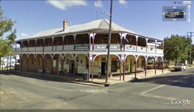 Black Stump Inn