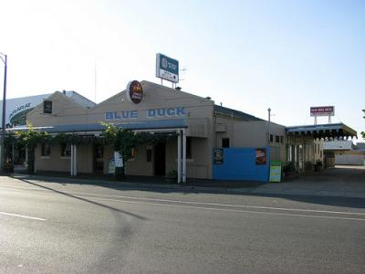 Blue Duck Hotel