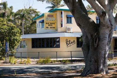 Blue Pacific Hotel-motel - image 1