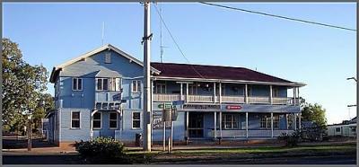 The Blue Pub