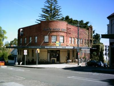 Blues Point Hotel
