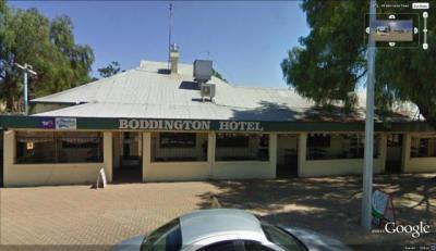Boddington Hotel