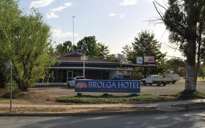 Brolga Hotel Motel - image 2