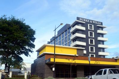 Burke & Wills Hotel - Toowoomba