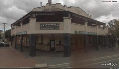 Calendonian Hotel