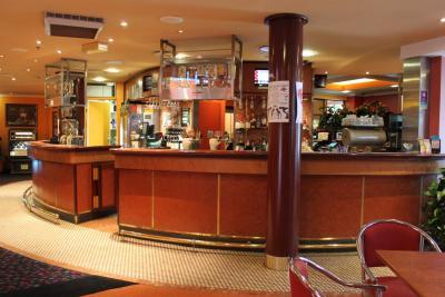 Camelia Grove Hotel Bar Area