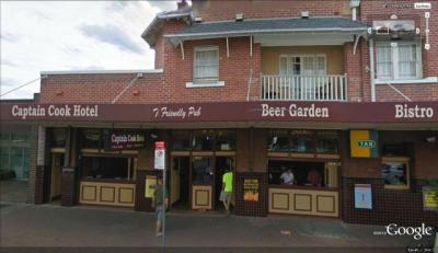 Captain Cook Hotel