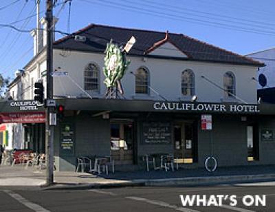 Cauliflower Hotel - image 1