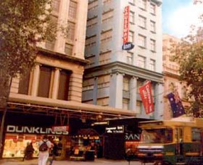 Causeway Inn On The Mall Melbourne Melbourne Vic Pub