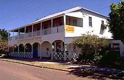 Clancy's Overflow Hotel