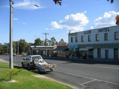 Club Hotel Orbost