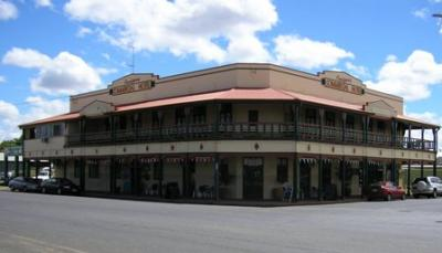 Commercial Hotel Clermont