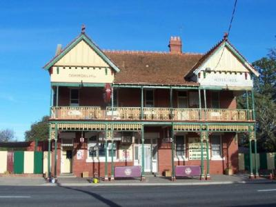 Commercial Hotel Minyip