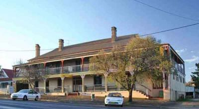 Commercial Hotel, Murrumburrah