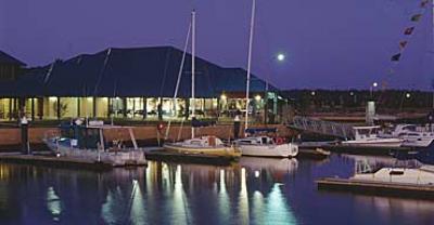 The Deck Marina Bar & Restaurant