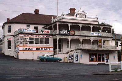 Deloraine Hotel