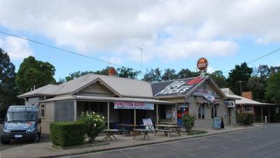 The Dog Rocks Hotel,