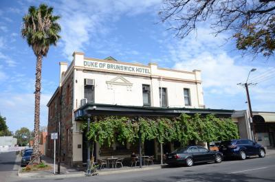 The Duke of Brunswick Hotel
