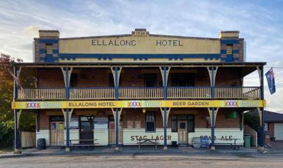 Ellalong Hotel - image 1