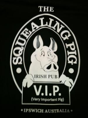 Federal Hotel- The Squealing Pig - image 2