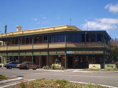 First Commercial Inn