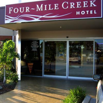 Four Mile Creek Hotel