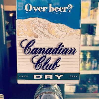 CC & Dry on tap