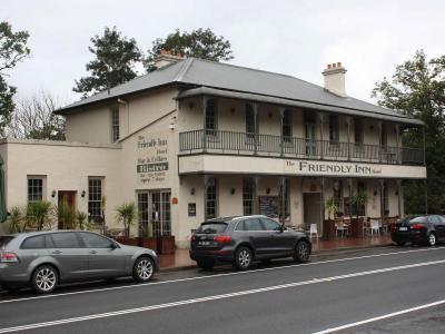 Friendly Inn Hotel - image 2