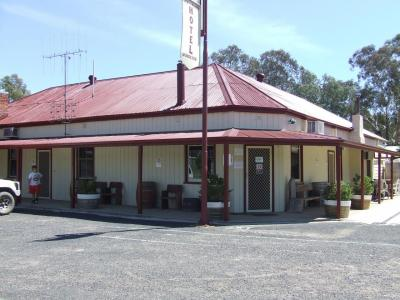 The Gold and Fleece Hotel, Windeyer