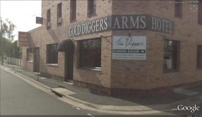 Gold Diggers Arms Hotel