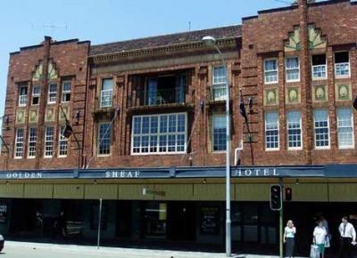 Golden Sheaf Hotel