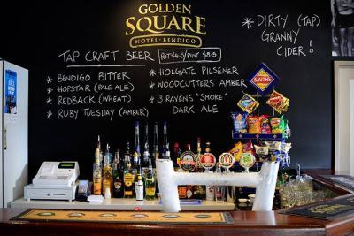 Golden Square Hotel - image 3