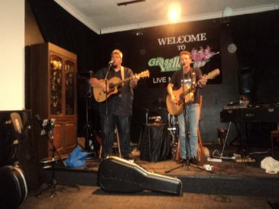 Live music every Tuesday night from 6pm, as any musician/singer can perform on stage.