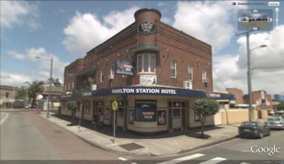 Hamilton Station Hotel