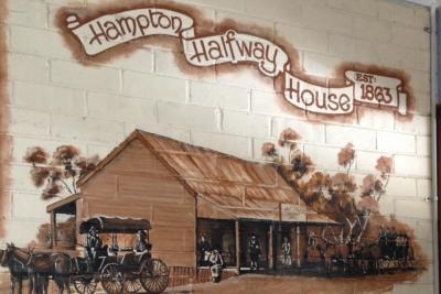 Hampton Half-Way House Pub - image 2